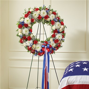 Red,_White___Blue_Wreath_2